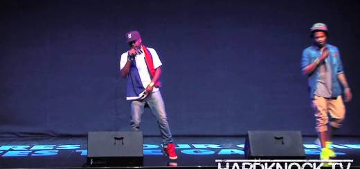 THURZ HELL'S ANGEL F/ BJ the CHICAGO KID (Live Performance) Hard Knock TV Anniversary