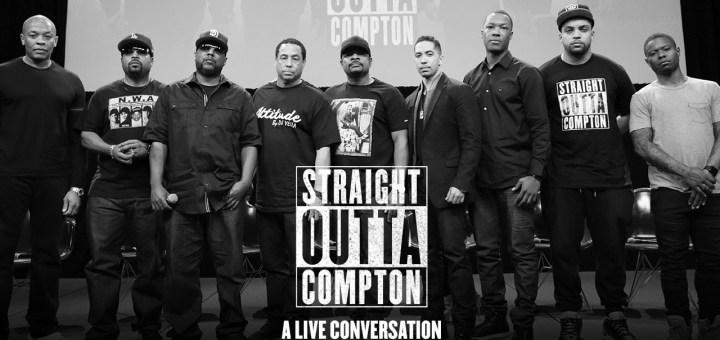 Straight Outta Compton – A LIVE Conversation