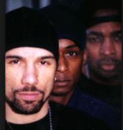 Kyle Jason, Proffessor Griff and Chuck D..Confrontation Camp