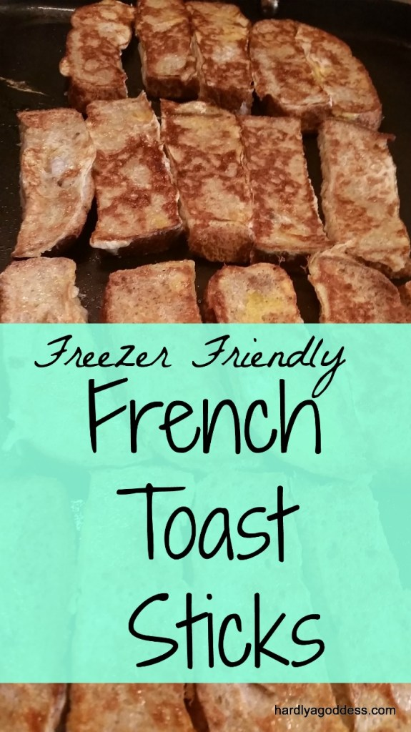 freezer french toast sticks