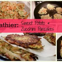 Potato Pancakes Redux: Whole 30 Healthier Version