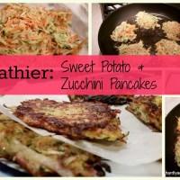 Potato Pancakes Redux: Whole 30 Healthier Version