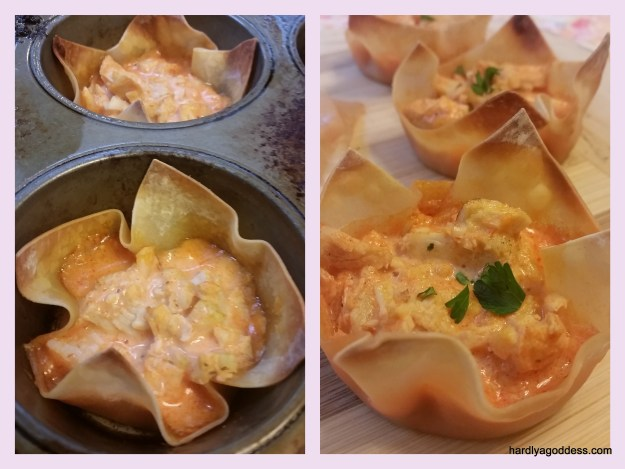 Healthy Baked Buffalo Chicken Bites