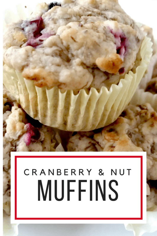 cranberry-nut-muffins