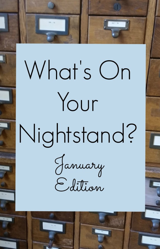 whats-on-your-nightstand