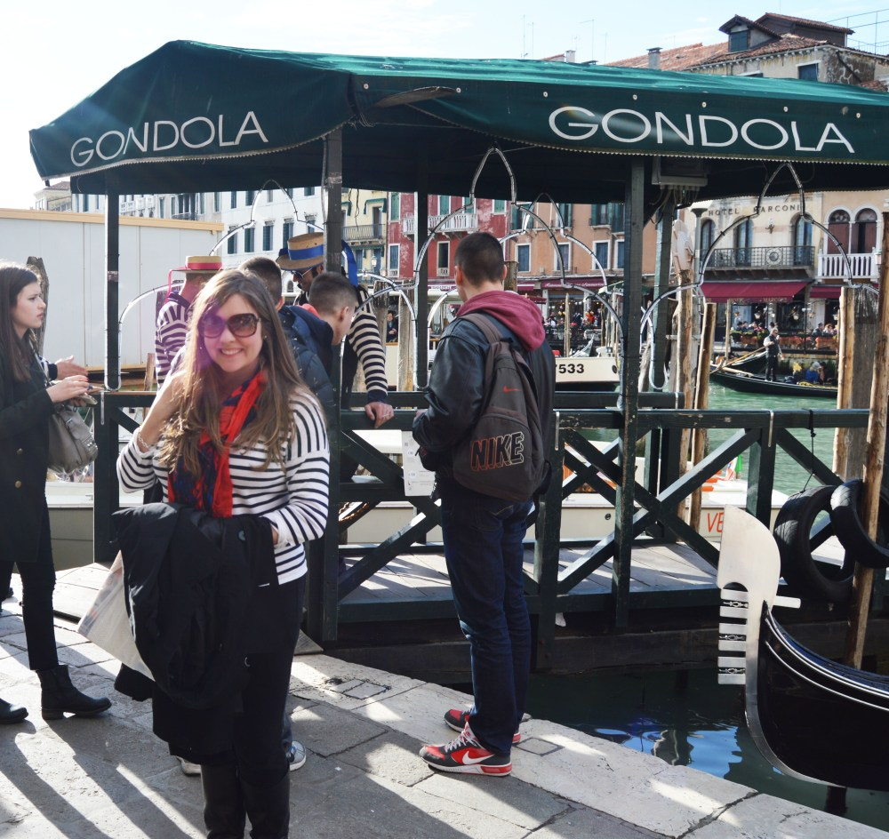 Would you like to go for a ride on my gondola?