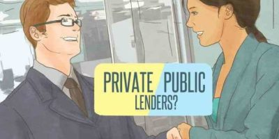 Private Money Mortgages as opposed to a Public Lender