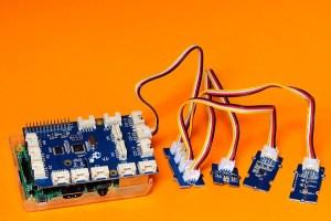 GrovePi+, le pont entre le Raspberry Pi et le monde d'Arduino