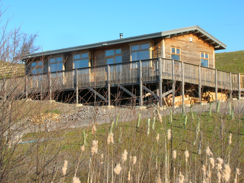 Harehope Quarry eco-classroom