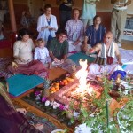 Hladini Shakti Initiation Ceremony