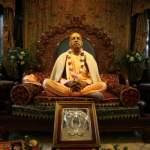 Srila Prabhupada murti JUMPING OVER