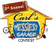 """""""Messiest Garage Contest"""""""