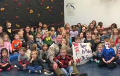 Harford County preschoolers collect 10,053 books for charity!