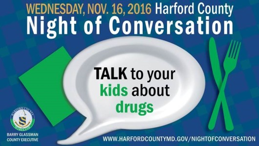 """Night of Conversation"" Wednesday, November 16"