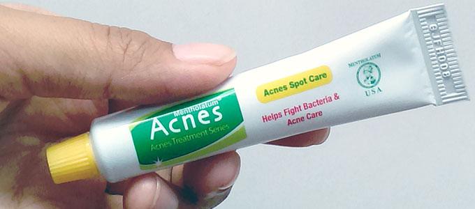 Info Cara Pemakaian dan Harga Acnes Spot Care untuk ...