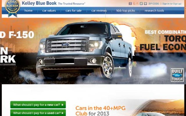 2014 Ford F-150 hpto