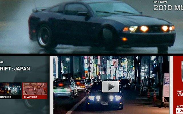 Mustang – Tokio Drift
