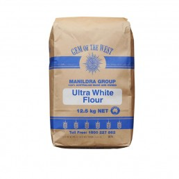 Premium low ash white flour milled from Australian wheat suitable for baking and noodle manufacture. Suitable for all Baking and noodle manufacturing.