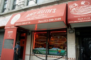 Amy Ruths expanding, Not Heading to Brooklyn
