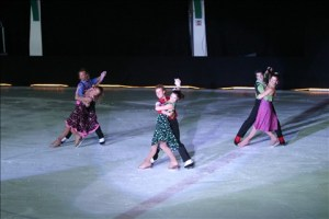 Ice Theatre of New York Performances at Riverbank State Park