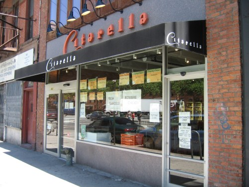 "citarella CITARELLA ""Oasis on 125th"""