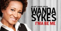 wanda1 Harlem resident adds soul to Wanda Sykes' HBO I'ma Be Me (Premieres 10/10 10PM ET on HB0)