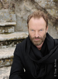 Sting set to perform at Harlems St. John the Divine