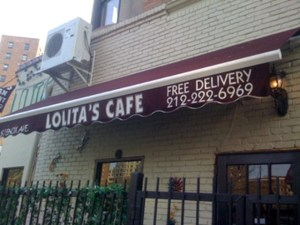 More room for dining at Harlem's Lolita's
