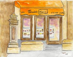 Harlem in watercolor through the eyes of a local artist