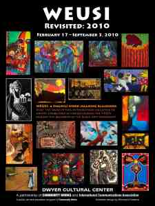 Harlem Black Arts Exhibit