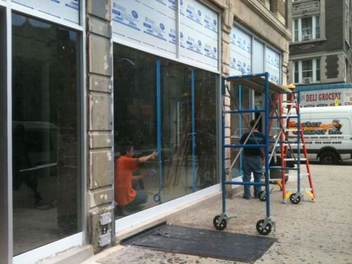Harlems 115th Street and Adam Clayton Powell Jr. Blvd getting a glass makeover