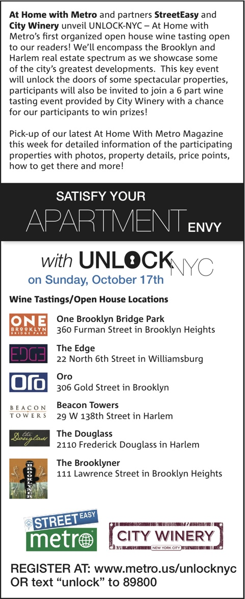 The Douglass in Harlem participates in open house wine tasting, Bebenoir turns three
