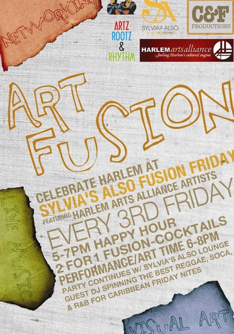 Spend every third Friday at Slyvia's in Harlem