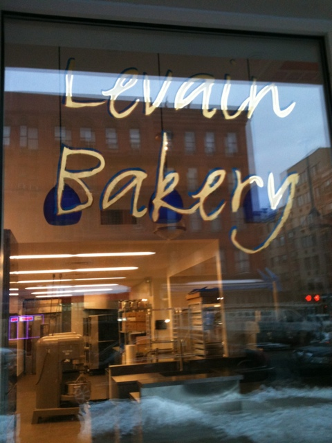 20110130 112632 Levain Bakery to open for business in Harlem this week?
