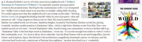 HarlemCondoLife in New York Magazine