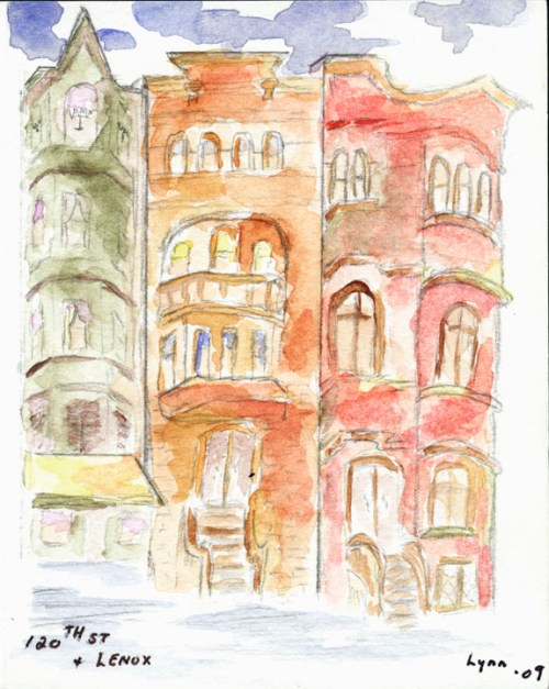  Local artist introduced by Harlem Condo Life profiled by DNAInfo