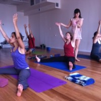 Harlem Yoga Studio makes 125th street hOMe