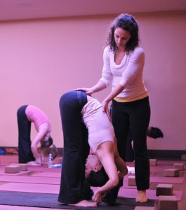  Registration open for Land Yoga adult classes in Harlem