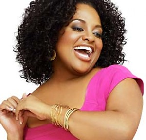 a sherri shepherd A Chance Encounter With The Views Sherri Shepherd in Harlem