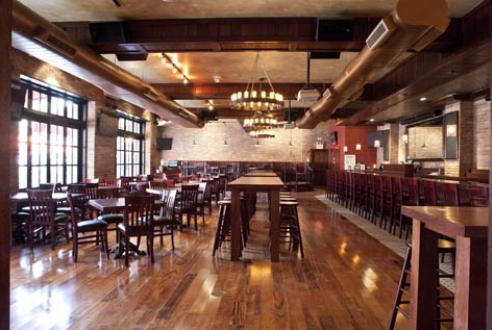 Harlem Tavern fun facts, inside Harlems up and coming beer garden