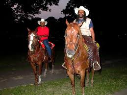 black cowboy photo 2 Black Cowboys Ride into Harlem this Friday