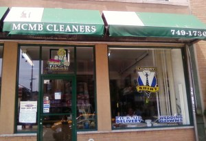 MCMB Cleaners Still In Harlem