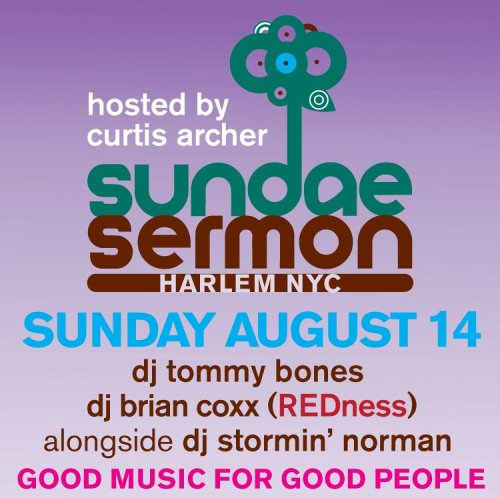 Lets Do It Again! SUNDAE SERMON this Sunday August 14th
