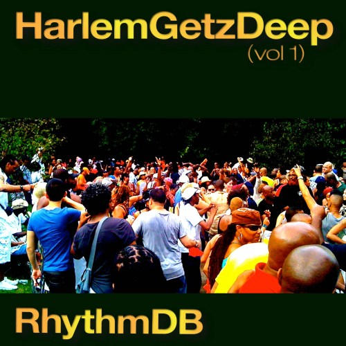 Harlem Getz Deep (Vol. 1) New PODCAST