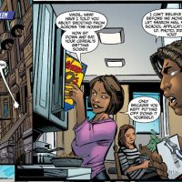 DC Comics Hero (now) lives in Harlem