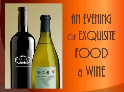 invite header1 NECTAR An Evening of Exquisite Food & Wine