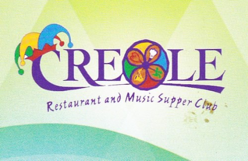 creole Creole Restaurant & Supper Club   a great choice for lunch