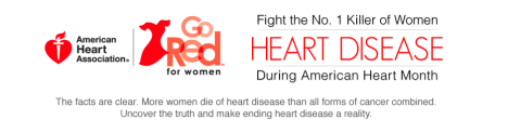aha logo2 February is Heart Health Month