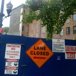 Construction Begins on 110th Street and Manhattan Avenue