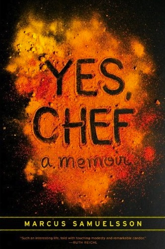  YES, CHEF Marcus Samuelssons new memoir is the centerpiece of the Harlem Community Day Celebration